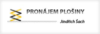 Pronájem plošiny Česká Lípa, www.plosina-sach.cz